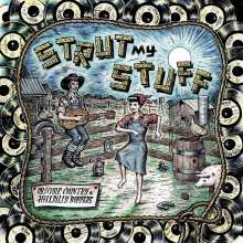 Strut My Stuff - Obscure Country & Hillbilly Boppers (Green Vinyl), 2 LPs