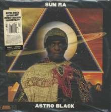 Sun Ra (1914-1993): Astro Black (Limited-Edition) (Colored Vinyl), LP