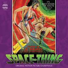 Space Thing / O. S.T.: Filmmusik: Space Thing / O.S.T., LP
