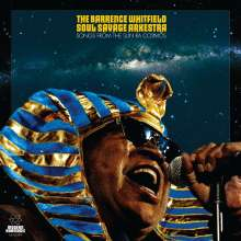 Barrence Whitfield: Songs From The Sun Ra Cosmos (Colored Vinyl), LP
