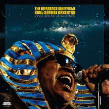 Barrence Whitfield: Songs From The Sun Ra Cosmos, CD