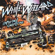 White Wizzard: Infernal Overdrive, CD
