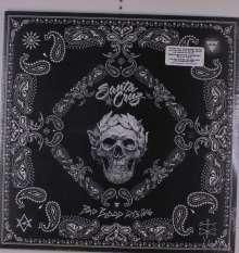 Santa Cruz: Bad Blood Rising (Limited Edition) (Red Vinyl), LP