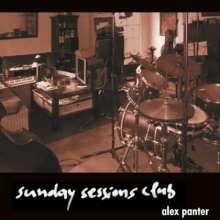 Alex Panter: Sunday Sessions Club, CD