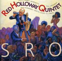 Red Holloway (1927-2012): Standing Room Only, CD