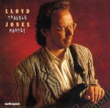 Lloyd Jones: Trouble Monkey, CD