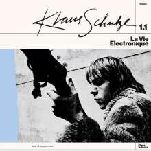 Klaus Schulze: La Vie Electronique Vol.1.1 (Limited-Edition), 2 LPs