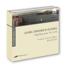 Georg Friedrich Händel (1685-1759): Orgelkonzerte Nr.1-13, 3 SACDs