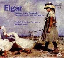 Edward Elgar (1857-1934): Nursery Suite, CD