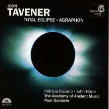 John Tavener (1944-2013): Total Eclipse, Super Audio CD
