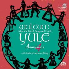 "Anonymous 4 - ""Wolcum Yule"" (Celtic & British Carols), CD"