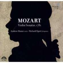 Wolfgang Amadeus Mozart (1756-1791): Sonaten für Violine & Klavier, SACD