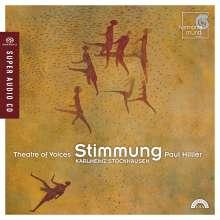 Karlheinz Stockhausen (1928-2007): Stimmung (Kopenhagen-Version), Super Audio CD
