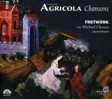 Alexander Agricola (1446-1506): Madrigaux & Musique instrumentale, CD