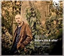 Benjamin Britten (1913-1976): The Holy Sonnets of John Donne op.35, CD