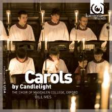 Magdalen College Choir Oxford - Carols by Candlelight, CD