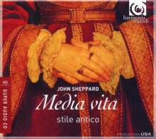 "John Sheppard (1515-1560): Antiphon ""Media Vita"", Super Audio CD"