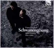 Franz Schubert (1797-1828): Schwanengesang, CD