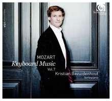Wolfgang Amadeus Mozart (1756-1791): Klaviersonaten Vol.7, CD