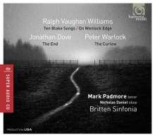 Mark Padmore - Vaughan Williams/Dove/Warlock, Super Audio CD