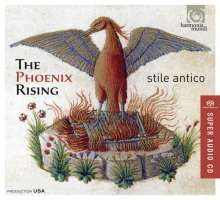 The Phoenix Rising - The Carnegie UK Trust & the revival of Tudor church music, SACD
