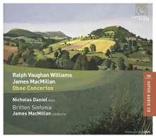 Ralph Vaughan Williams (1872-1958): Oboenkonzert, SACD