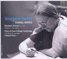 Imogen Holst (1907-1984): Chorwerke, CD