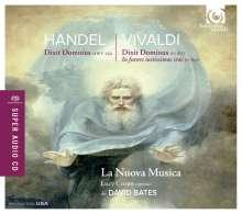 Georg Friedrich Händel (1685-1759): Dixit Dominus HWV 232, SACD