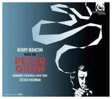 Henry Mancini (1924-1994): Peter Gunn (Musik zur TV-Serie), CD