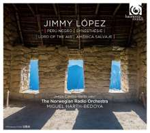 Jimmy Lopez (geb. 1978): Lord of the Air für Cello & Orchester, CD