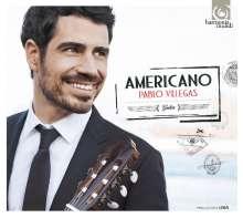 Pablo Villegas - Americano, CD