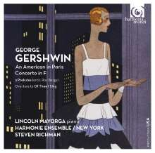George Gershwin (1898-1937): Klavierkonzert in F, CD