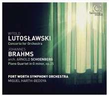 Witold Lutoslawski (1913-1994): Konzert für Orchester, SACD