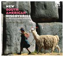 Norwegian Radio Orchestra - New South American Discoveries, CD
