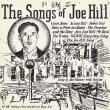 Joe Glazer: Songs Of Joe Hill, CD