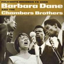 Barbara Dane & The Chambers Brothers: Barbara Dane And The Chambers Brothers, LP