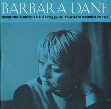 Barbara Dane: Barbara Dane Sings The Blues, CD