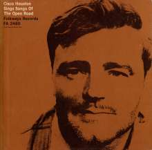 Cisco Houston: Cisco Houston Sings Songs Of T, CD