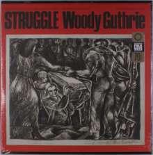 Woody Guthrie: Struggle, LP