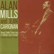 Carignan Jean & Alan Mi: Songs Fiddle Tunes And, CD