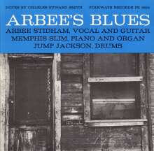 Arbee Stidham: Arbee's Blues, CD