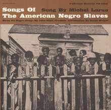 Michel Larue: Songs Of The American Negro Sl, CD