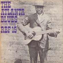 Atlanta Blues, CD