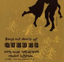 V / A: Songs And Dances Of Que, CD
