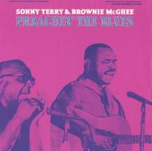 Sonny Terry & Brownie McGhee: Preachin' The Blues, CD