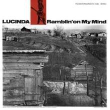 Lucinda Williams: Ramblin' On My Mind, LP