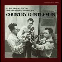 Country Gentlemen: Country Songs,Old And New, CD