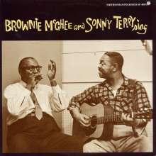 Sonny Terry & Brownie McGhee: Brownie & Sonny Sing, CD