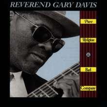 Blind Gary Davis: Pure Religion & Bad Company, CD