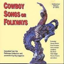 Cowboy Songs On Folkways, CD